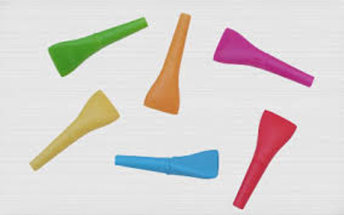 Sanitary Comfy Mouthtips Hookah Hose Mouthtips : Male 25 Piece