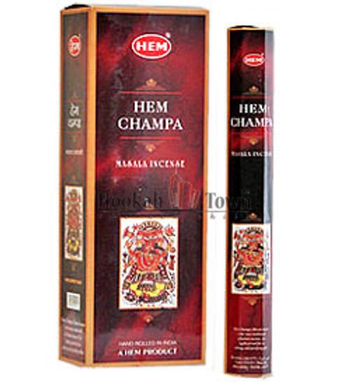 Champa Incense: Hem: 20 Sticks
