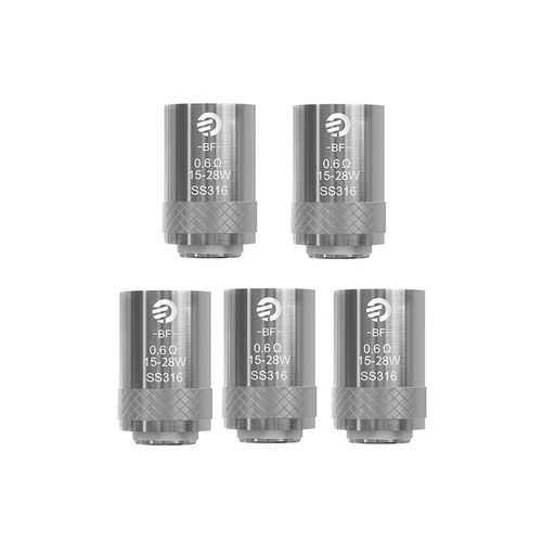 EGO AIO Replacement Coils (0.5 ohms) 5 Pack : Free Shipping