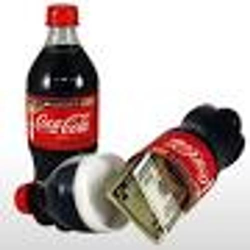 Coke Bottle Stash