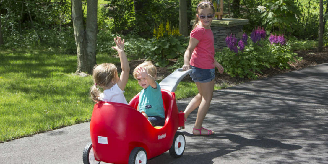 Top Seven Benefits of Playing Outside