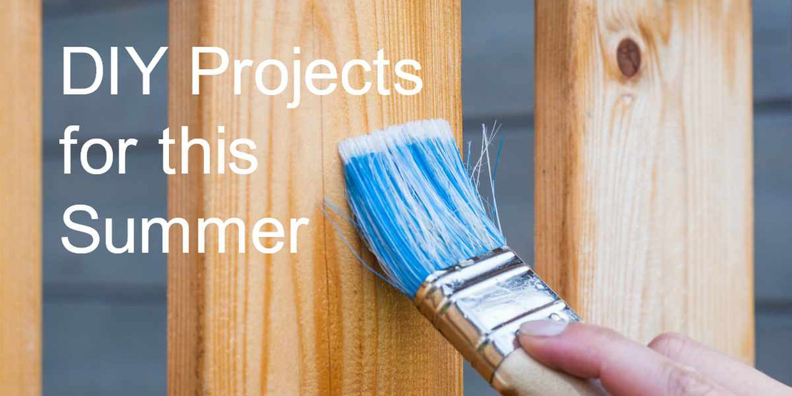 Outdoor DIY Projects for this Summer