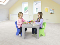 Play Around Table Amp Chair Set Kids Table And Chairs