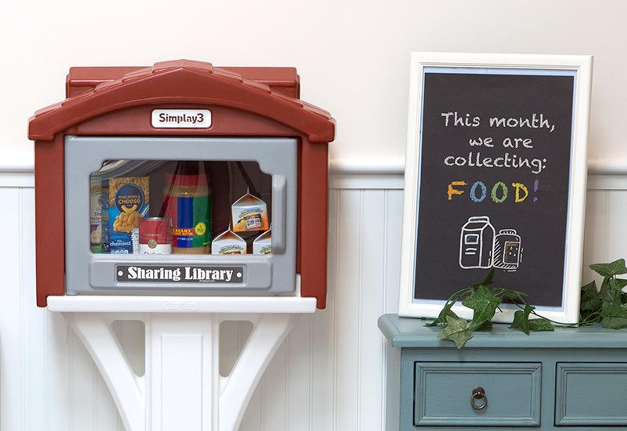 Sharing Library Community Drop Box Simplay3