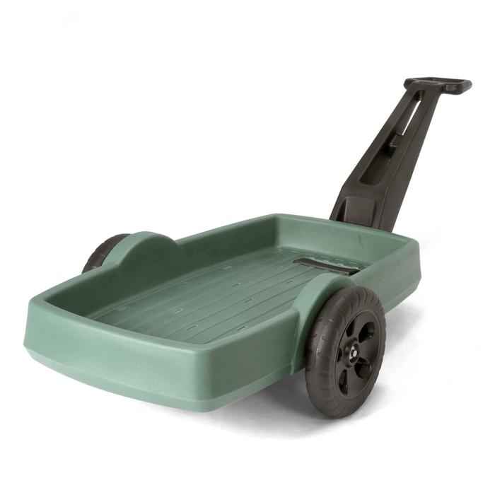 Easy Haul Flat Bed Cart Flatbed Garden Wagon Simplay3