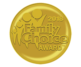 Family Choice Award 2018