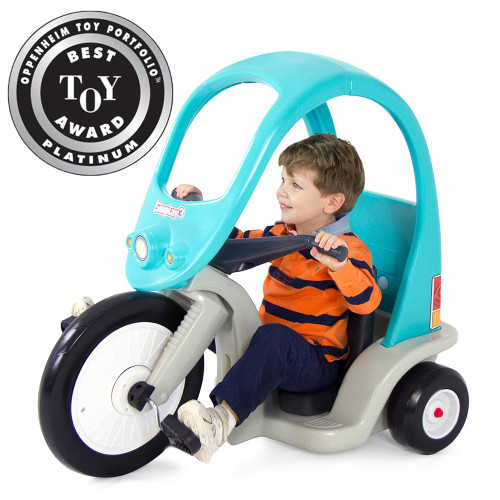 Super Coupe Pedal Trike Pedal Car For Kids Simplay3