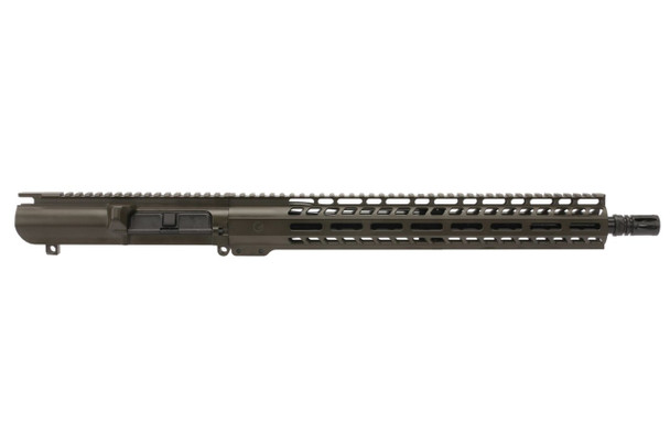 """16"""" 308 Winchester Upper Receiver in Olive Drab Green by Ghost Firearms."""
