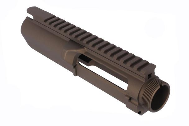 Ghost Firearms GF-10 Stripped Upper Receiver - Burnt Bronze