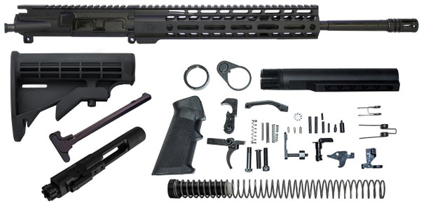 Ghost Gun Build Kit with Nickel Boron LPK