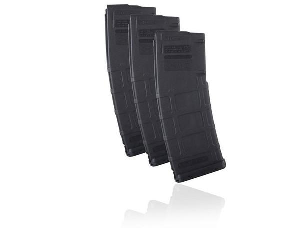 Magpul Pmag MOE 5.56 30RD - Black (3-pack)