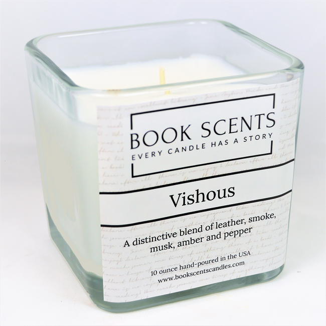 Vishous Scented Candle
