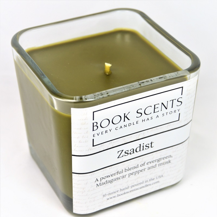 Zsadist Scented Candle