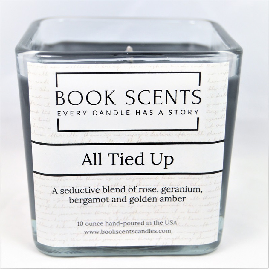 All Tied Up Scented Candle