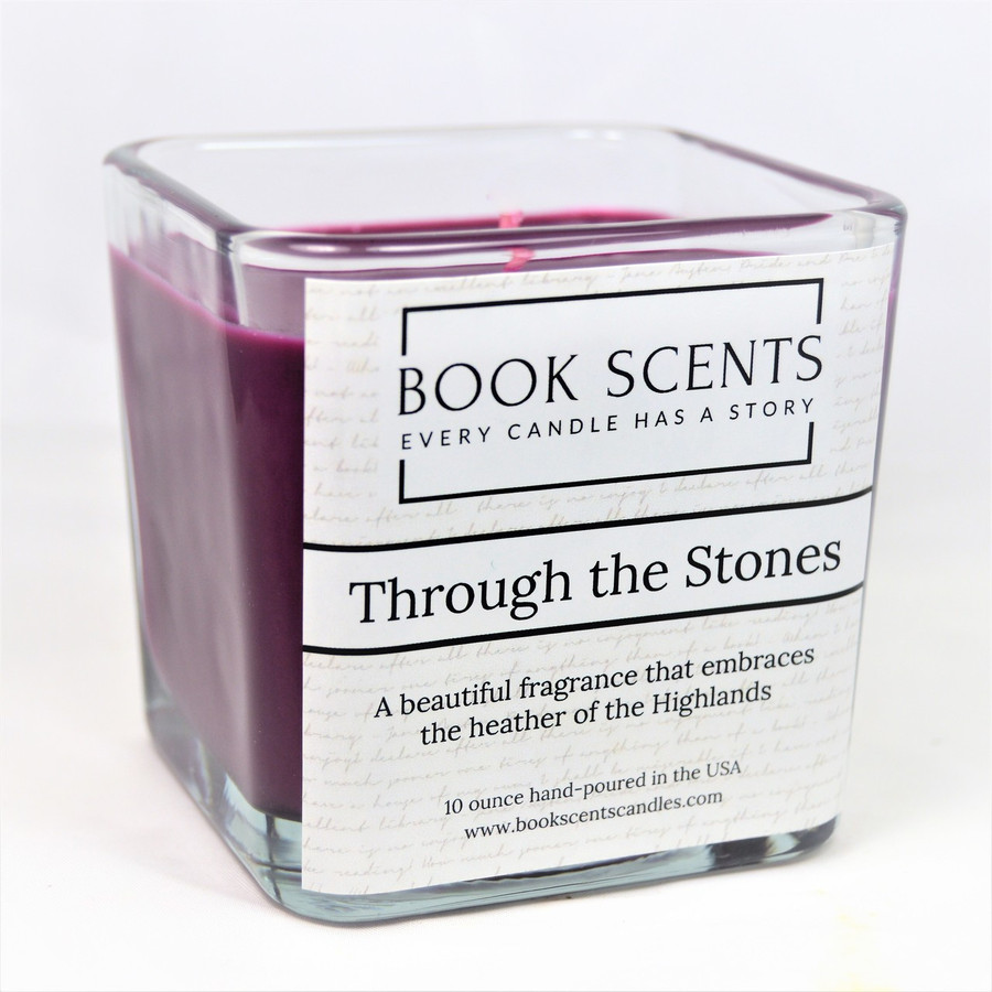 Through the Stones Scented Candle
