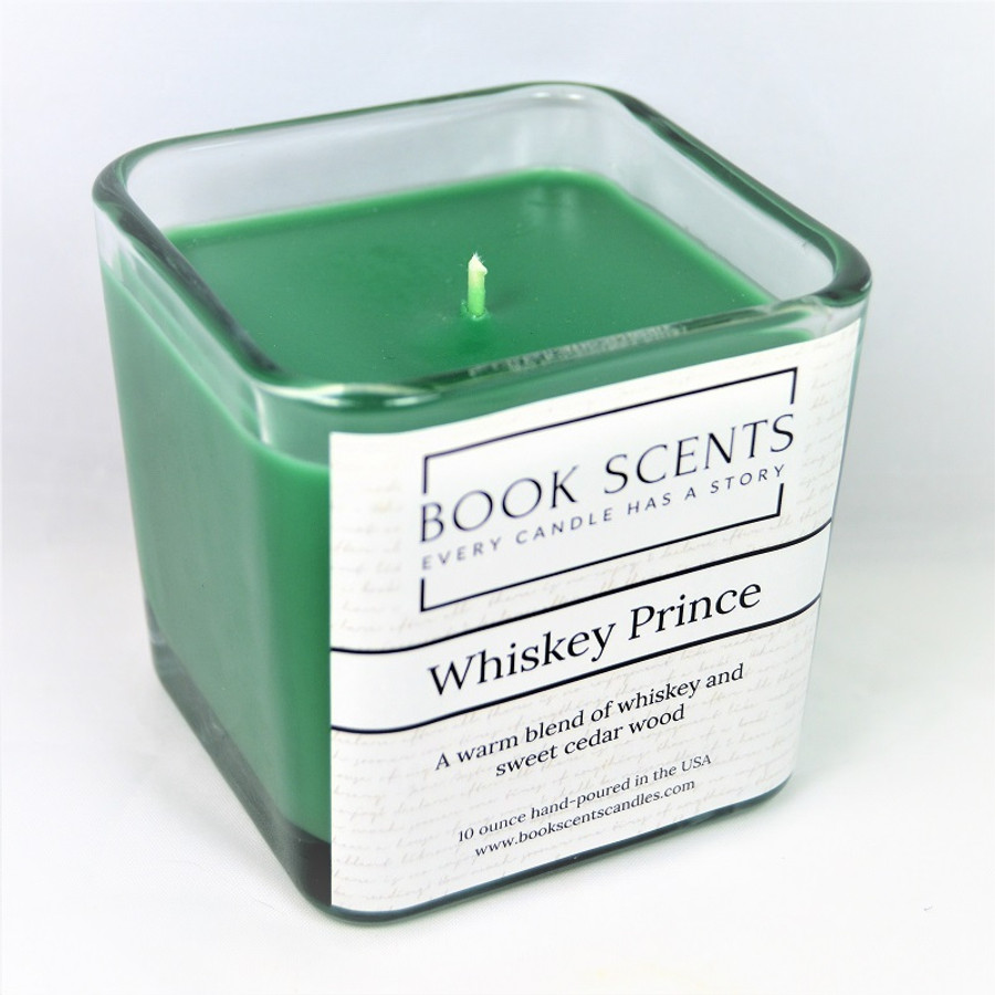 Whiskey Prince Scented Candle