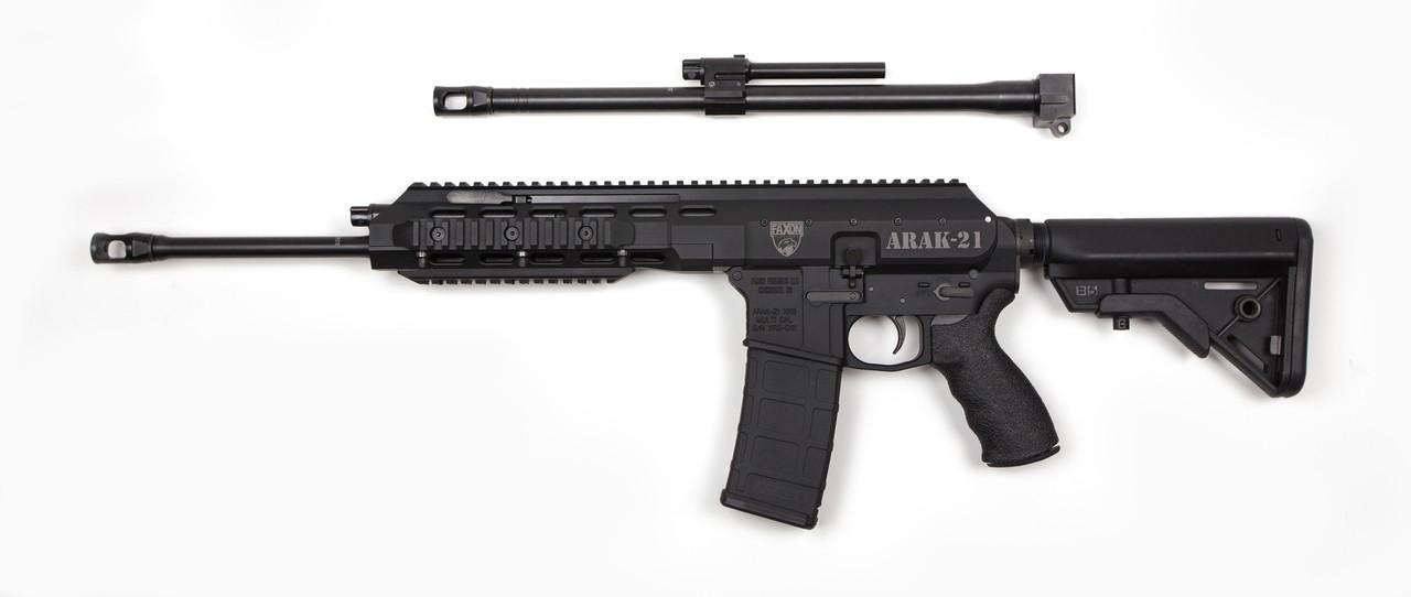 Faxon Firearms Logo