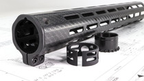 "13"" STREAMLINE CARBON, Carbon Fiber Handguards - M-LOK, Rifle Length"