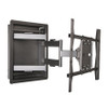 """Royal Mounts™ In-Wall Articulating Mount for 32""""-60"""" Displays (Black)"""