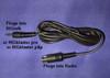 CAT/6D/CBL -- YAESU TTL CAT RIG CONTROL CABLE
