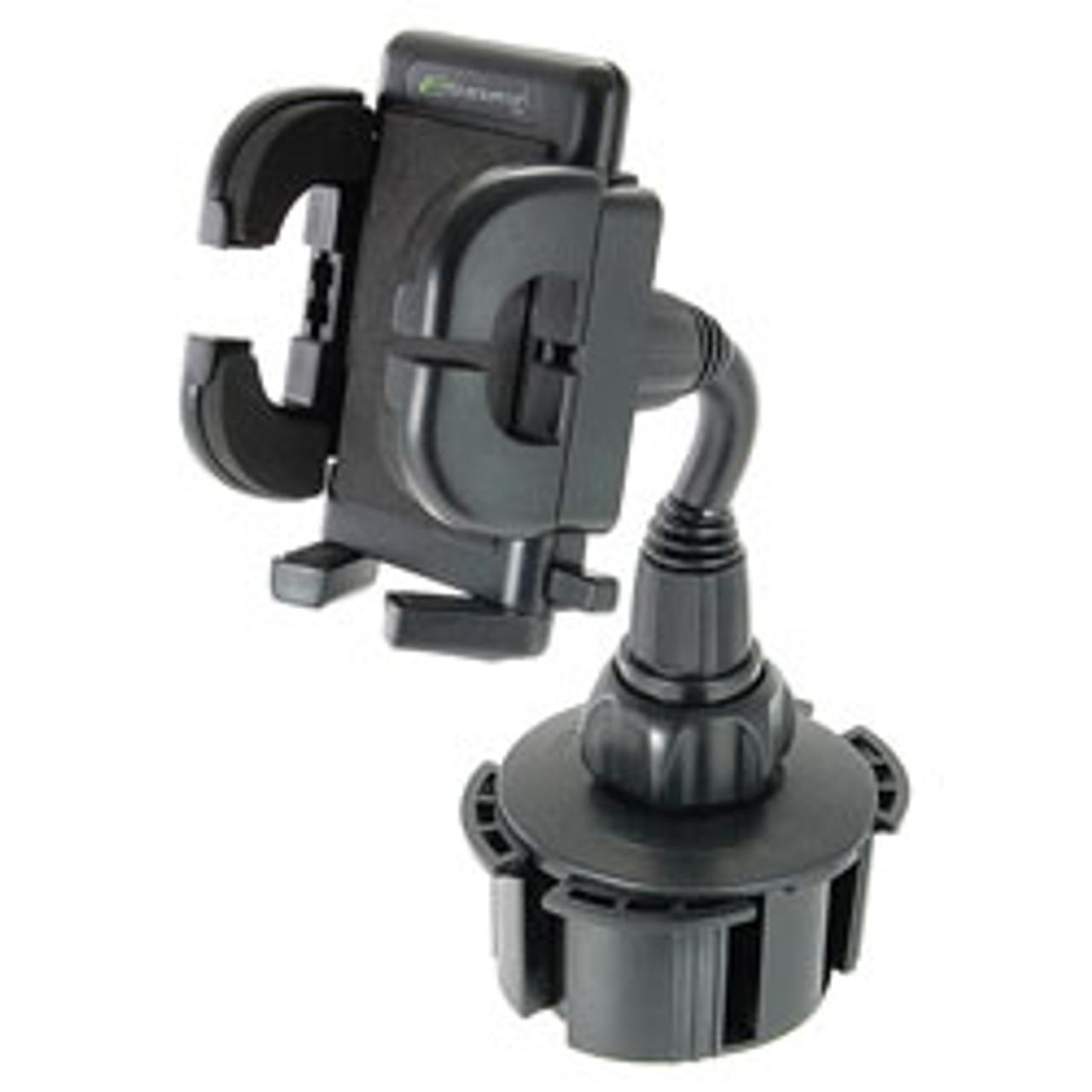 Bracketron UCH-101-BL Mobile Dock-iT Universal Cup Holder Mount Kit