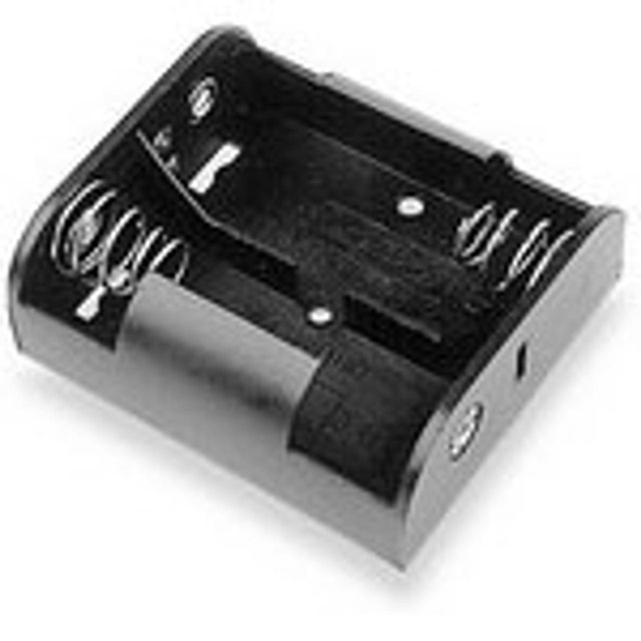 C Cell (2) Battery Holder