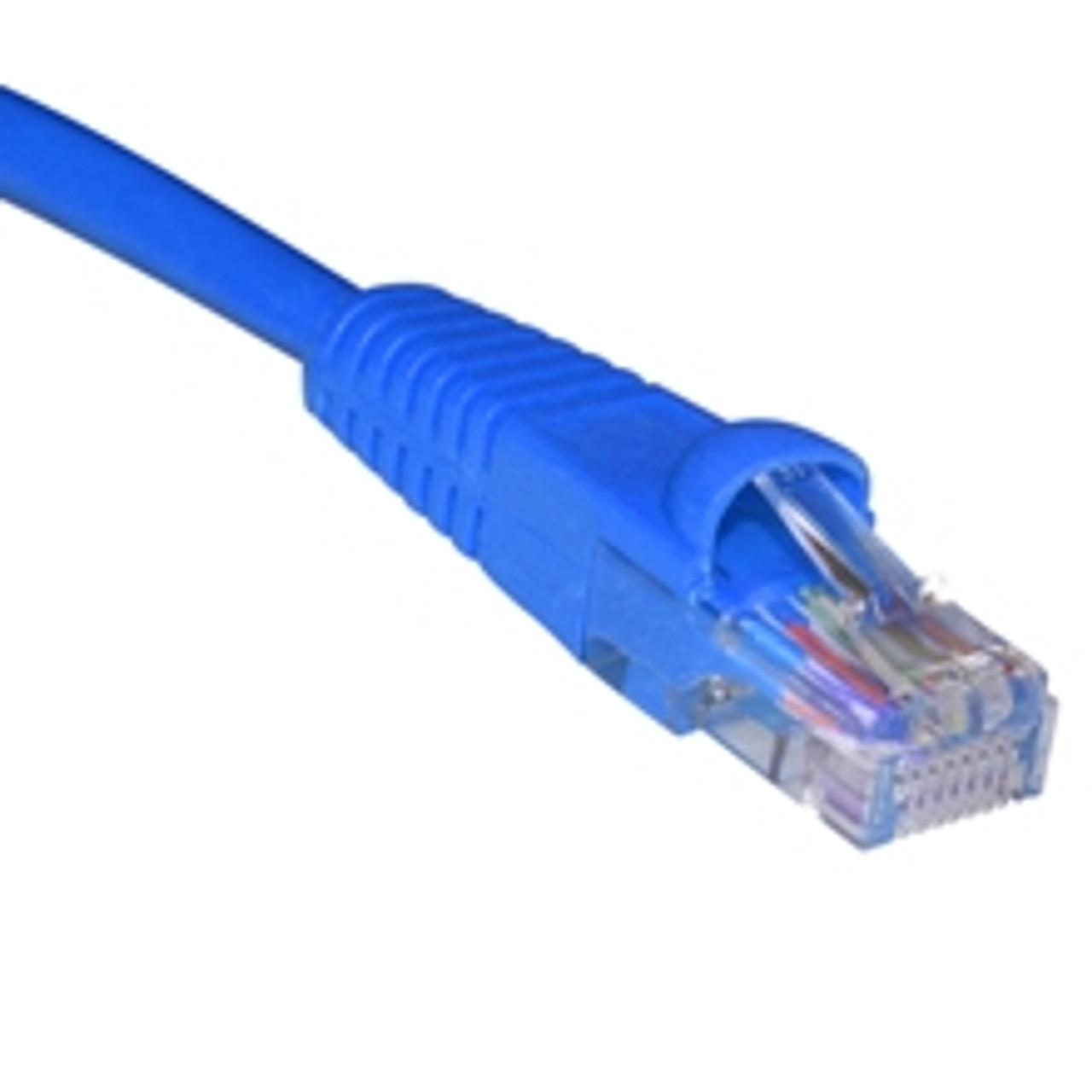 Cat6 Ethernet Patch Cable, 10ft (Blue)