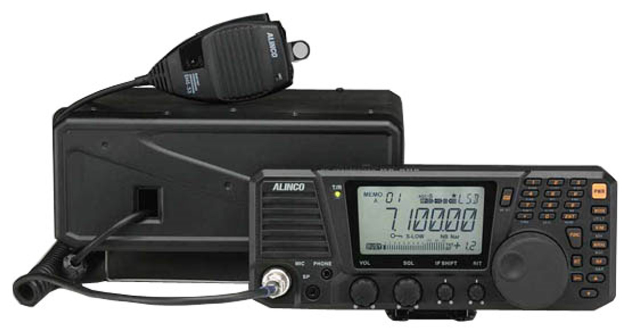 Alinco DX-SR8T HF Transceiver
