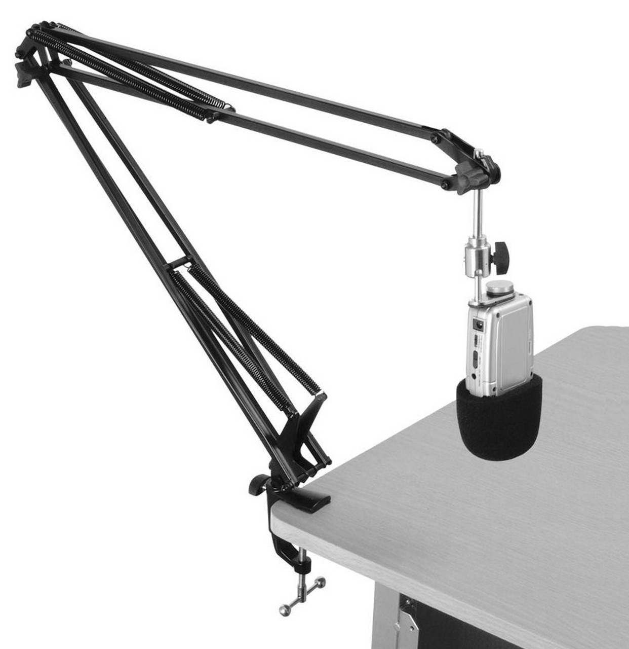 On-Stage Broadcast/Webcast Boom Arm w/XLR Cable