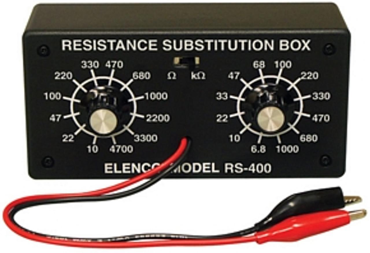 Elenco Resistor Substitution Box Kit