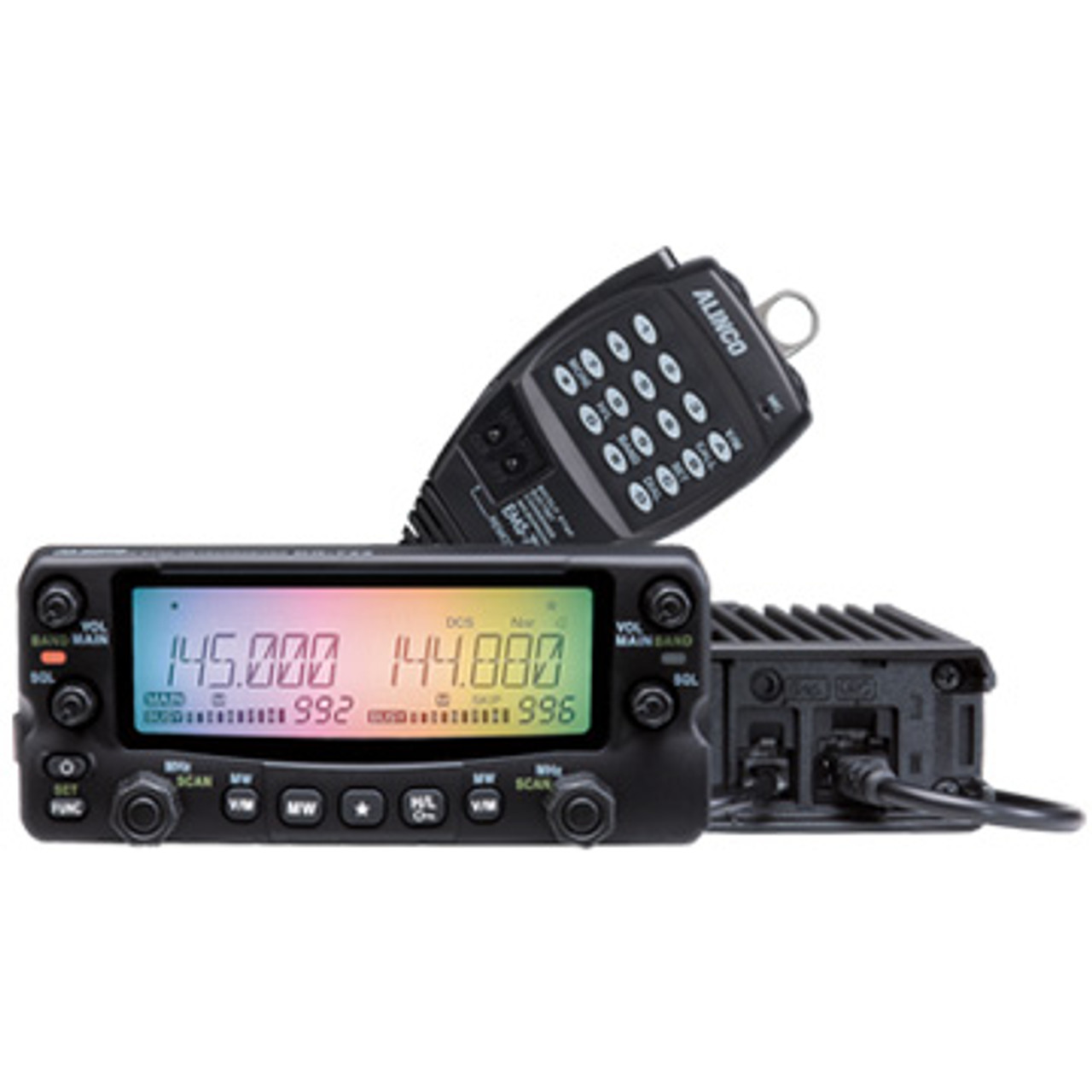Alinco DR-735T Dual Band FM Mobile