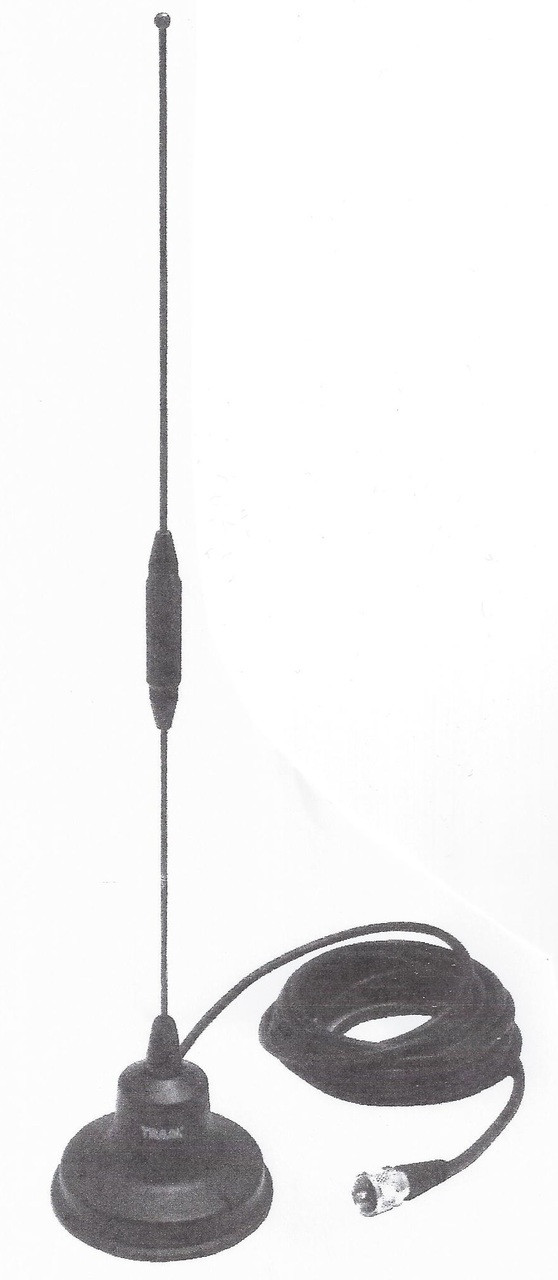 Tram Dual Band High Gain High Power Antenna with Mag Mount