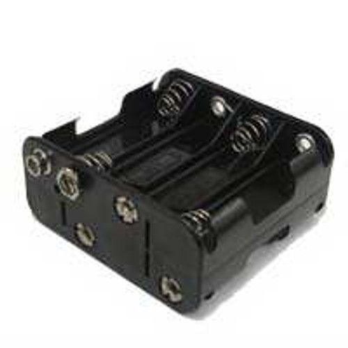 AA Cell (8) Battery Holder