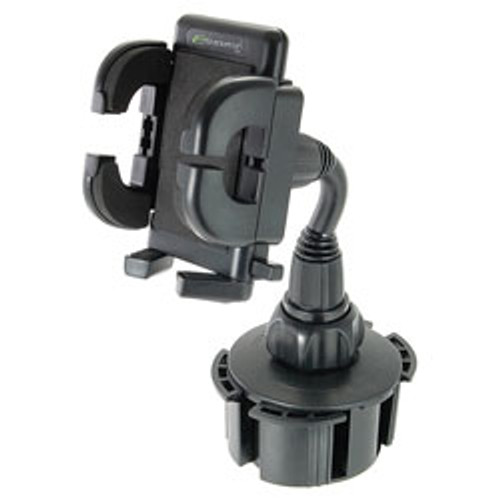 Bracketron UCH-101-BL Mobile Dock-iT Universal Cup Holder Mount Kit