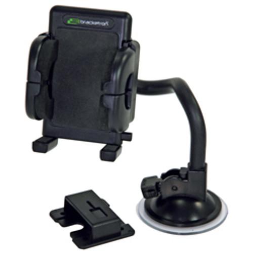 Bracketron PHW-203-BL Grip-iT Quick Lock & Release Windshield Mount