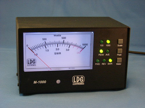 LDG M-1000 Optional Meter for AT-1000ProII - OUT OF STOCK