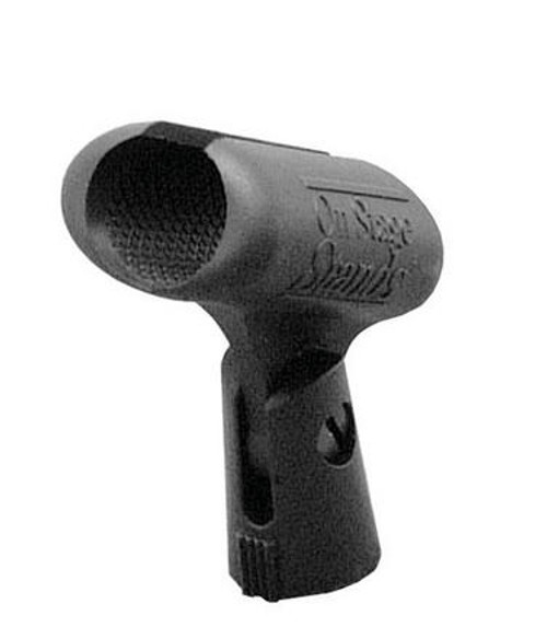 On-Stage MY100  Dynamic Rubber Microphone Clip