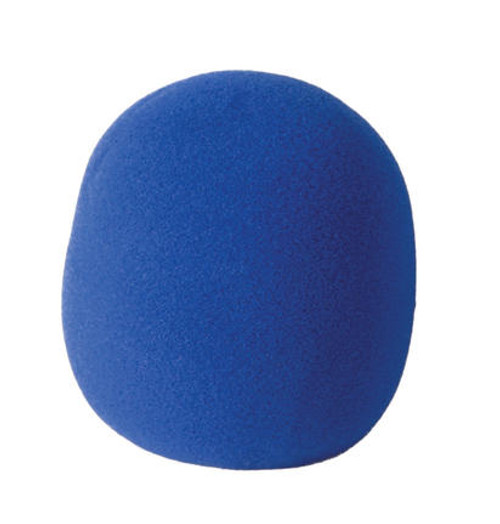 On-Stage ASWS58 Foam Windscreen - Blue