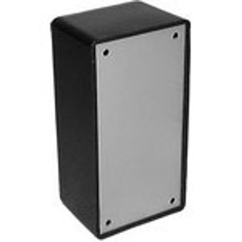 Project Plastic Box with Aluminum Lid - 3 x 2 x 1