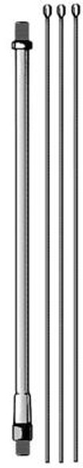 Hustler MO-4 HF Resonator Mast