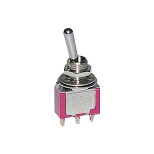 Mini Toggle Switch -  SPST