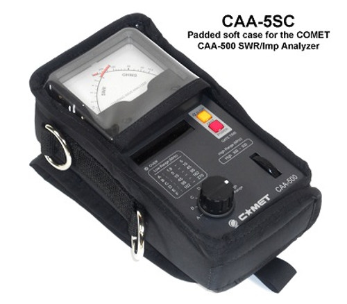 Shown with CAA-500 Analyzer sold separately.