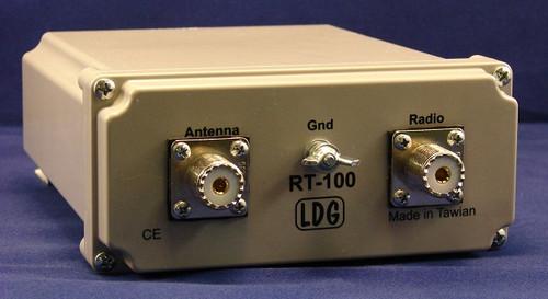LDG RT-100/RC-100 COMBI