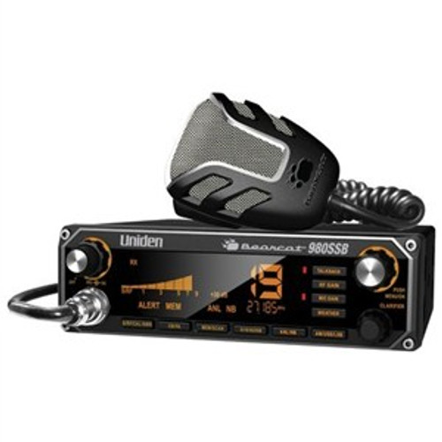 Uniden Bearcat 980 SSB CB Radio with 7 Color Display