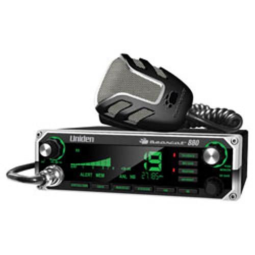 Uniden - Bearcat 880 40 Channel CB Radio with NOAA Weather