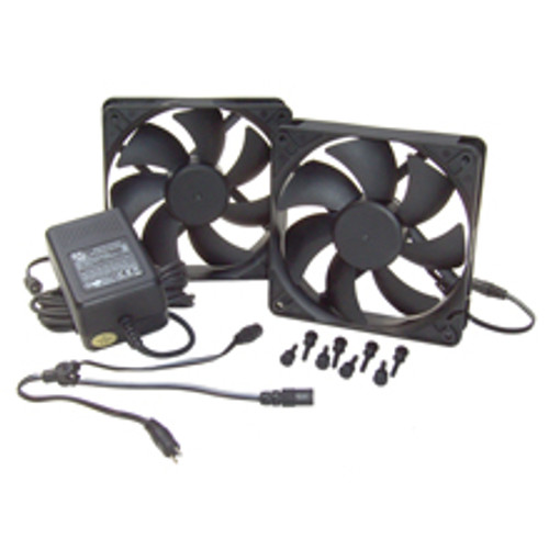 """Cool Components™ Fan Kit for 4.5"""" (120mm) Applications"""