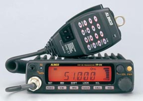 Alinco DR-06T 6 Meter FM Mobile