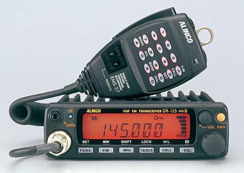 Alinco DR-135TMKIII 2Meter Mobile