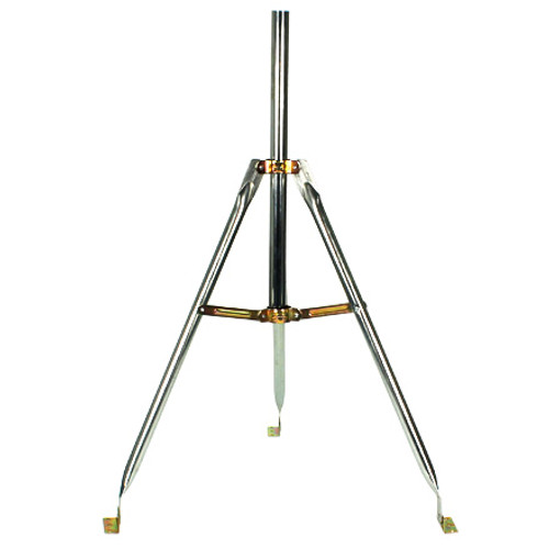"Signature Series Heavy Duty 3ft Tripod Base with 28"" Mast"
