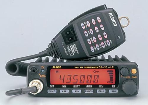 Alinco DR-435TMKIII UHF Mobile